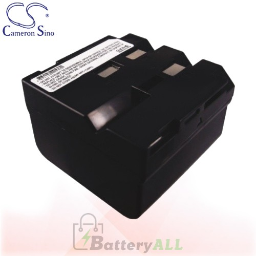 CS Battery for Sharp VL-AH50E / VL-AH50H / VL-AH50S / VL-E307 Battery 5400mah CA-BTH32