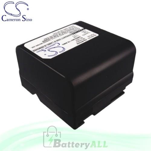 CS Battery for Sharp VL-E37 / VL-E37H / VL-E37S / VL-E37U Battery 5400mah CA-BTH32