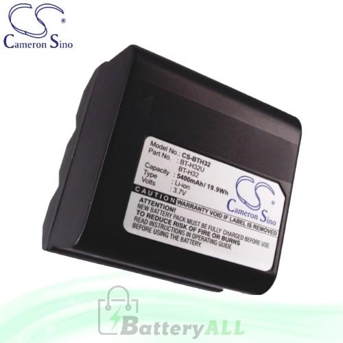 CS Battery for Sharp VL-E47 / VL-E47H / VL-E47S / VL-E47U Battery 5400mah CA-BTH32