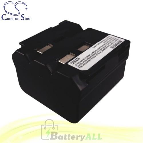 CS Battery for Sharp VL-E700U / VL-E750U / VL-E760H / VL-E77U Battery 5400mah CA-BTH32