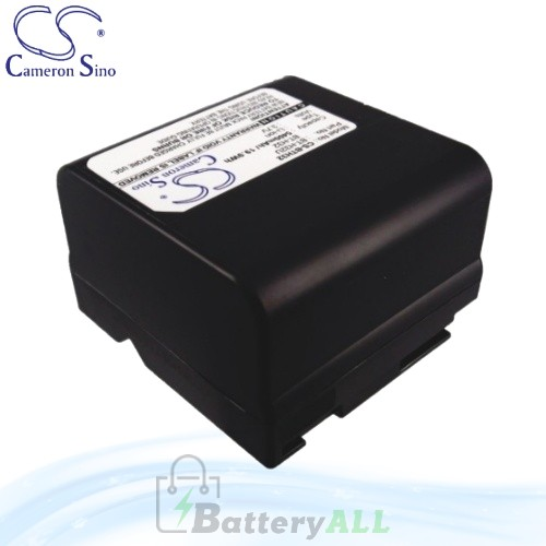 CS Battery for Sharp VL-H4200S / VL-L65U / VL-N8E / VL-S10H Battery 5400mah CA-BTH32