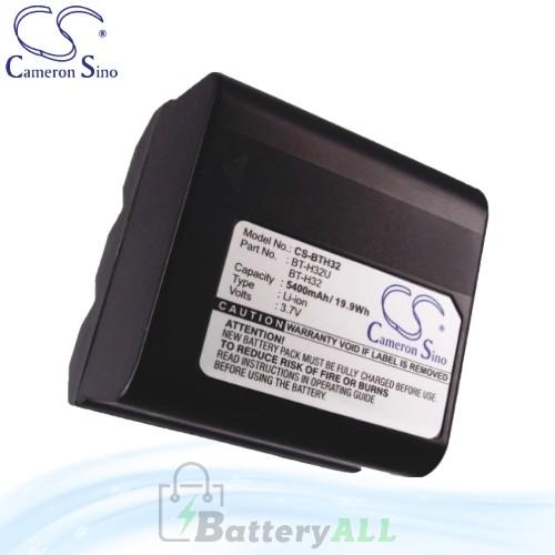 CS Battery for Sharp VL-SW50 / VL-SW50E / VL-SW50U / VL-SW980 Battery 5400mah CA-BTH32