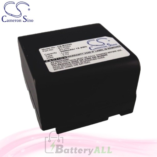CS Battery for Sharp VL-AD200U / VL-AD260U / VL-AH130U Battery 5400mah CA-BTH32