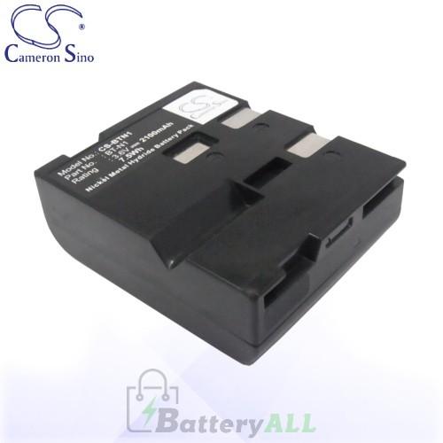 CS Battery for Sharp BT-N1 / BT-N1U / BT-N1S / Sharp VL-AH30H Battery 2100mah CA-BTN1