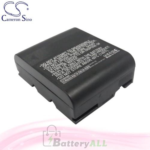 CS Battery for Sharp VL-E77U / VL-E407S / VL-E420U / VL-E650U Battery 2100mah CA-BTN1