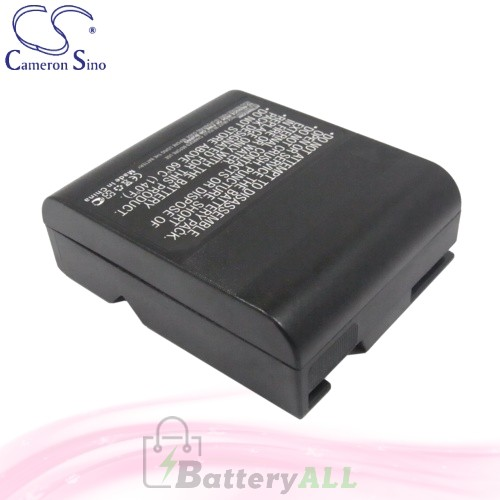 CS Battery for Sharp VL-E500U / VL-E600U / VL-E620S / VL-E620U Battery 2100mah CA-BTN1