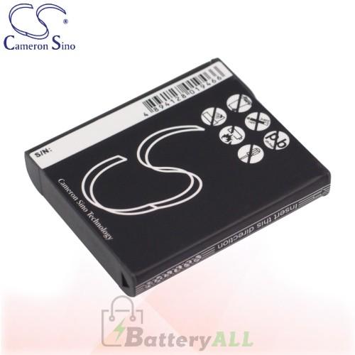 CS Battery for Sony Cyber-Shot DSC-HX30V / DSC-N1 / DSC-N2 Battery 1000mah CA-BG1