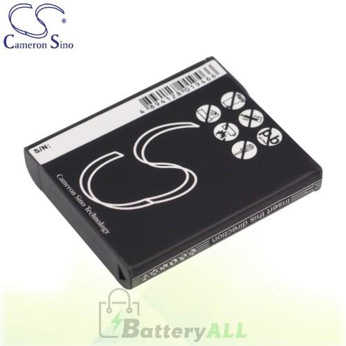 CS Battery for Sony Cyber-Shot DSC-W70 / DSC-W70B / DSC-W70S Battery 1000mah CA-BG1