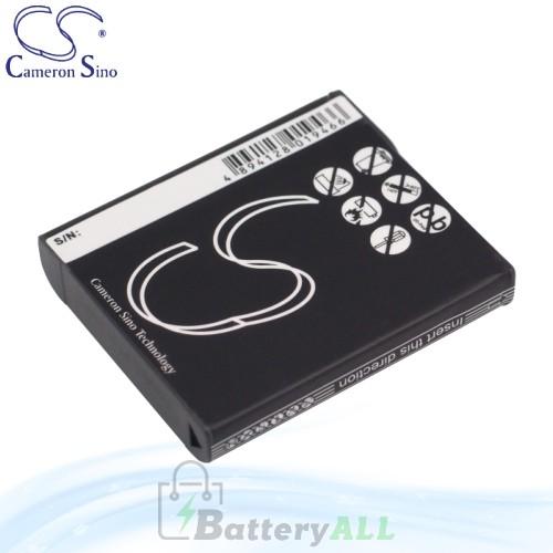 CS Battery for Sony Cyber-Shot DSC-W210 / DSC-W215 / DSC-W130/B Battery 1000mah CA-BG1