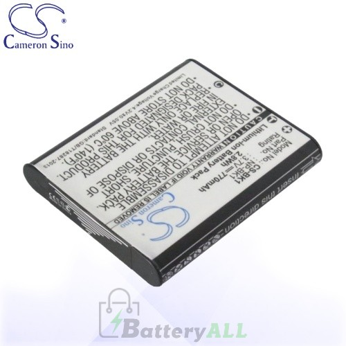 CS Battery for Sony NP-BK1 / NP-FK1 / Sony CyberShot DSC-S750 Battery 770mah CA-BK1