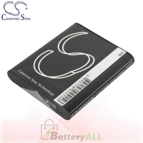 CS Battery for Sony MHS-CM5 / MHS-PM1/D / MHS-PM1/V / MHS-PM5/K Battery 770mah CA-BK1