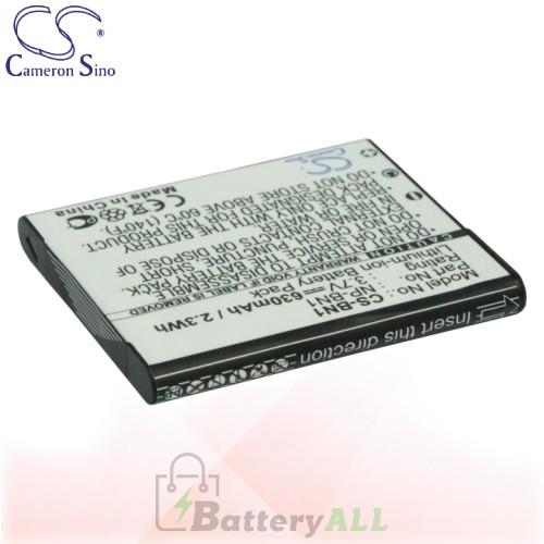 CS Battery for Sony Cyber-shot DSC-TX7C / DSC-TX10G / DSC-TX7L Battery 630mah CA-BN1