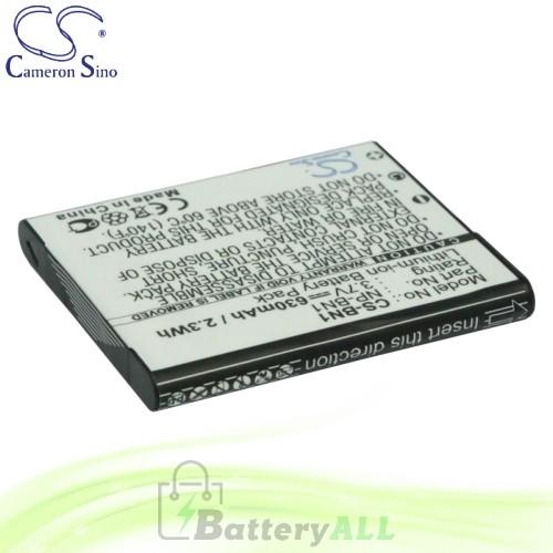 CS Battery for Sony Cyber-shot DSC-W620 / DSC-W620B / DSC-W620R Battery 630mah CA-BN1