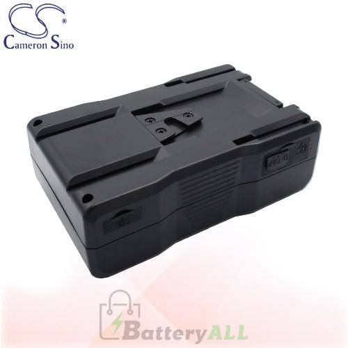 CS Battery for Sony BVW-200 / BVW-300 / BVW-400 / BVW-400A Battery 10400mah CA-BPL90MC