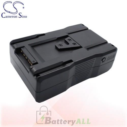CS Battery for Sony BVW-400P / BVW-505 / BVW-507 / BVW-550 Battery 10400mah CA-BPL90MC