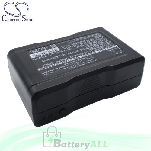 CS Battery for Sony DNV-7P / DNW-7 / DNW-7P / DNW-A220 Battery 10400mah CA-BPL90MC