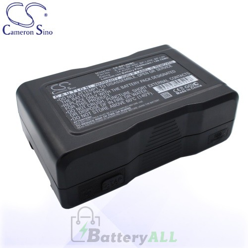 CS Battery for Sony BP-GL95A / BP-IL75 / BP-L40 / BP-L40A Battery 10400mah CA-BPL90MC