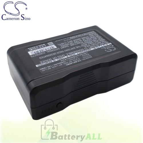 CS Battery for Sony DNW-A25WSP DSR-50P (Portable Recorder) Battery 10400mah CA-BPL90MC