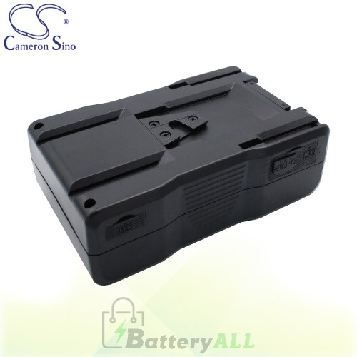 CS Battery for Sony DNW-A28 DNW-A28P (Betacam SX Recorder) Battery 10400mah CA-BPL90MC