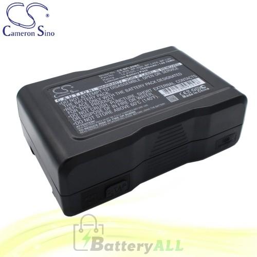 CS Battery for Sony DSR-300K / DSR-300L / DSR-300PF Battery 10400mah CA-BPL90MC