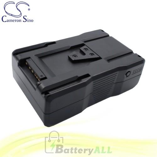 CS Battery for Sony DSR-370P / DSR-370PK1 / DSR-370PK2 Battery 10400mah CA-BPL90MC