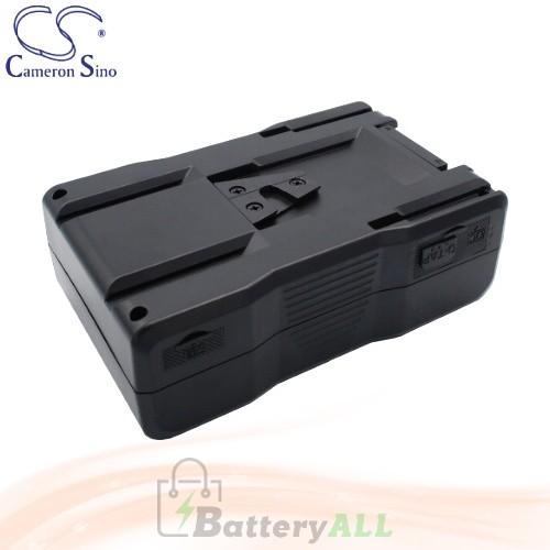 CS Battery for Sony DSR-400P / DSR-400PK / DSR-400PL Battery 10400mah CA-BPL90MC