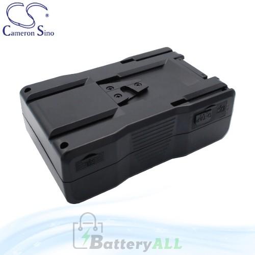 CS Battery for Sony DSR-570WSP / DSR-650WSPL / DSR-70 Battery 10400mah CA-BPL90MC