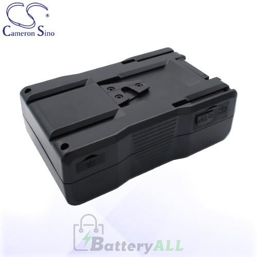 CS Battery for Sony BP-L60 / BP-L90 / E-50S / E-70S / E-7S Battery 10400mah CA-BPL90MC