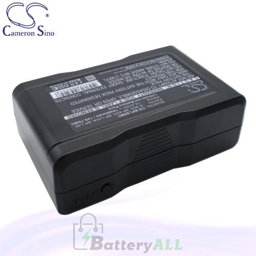 CS Battery for Sony DVW-250P (Videocassette Recorder) Battery 10400mah CA-BPL90MC