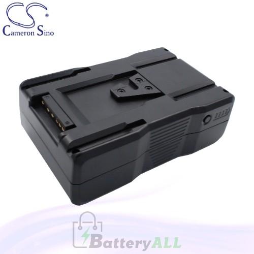 CS Battery for Sony DVW-790WSP / DVW-90 / DVW-90WS Battery 10400mah CA-BPL90MC