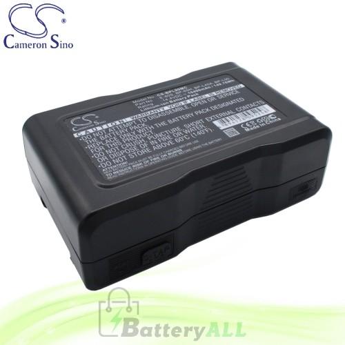 CS Battery for Sony DXC-D35L / DXC-D35P / DXC-D35PL Battery 10400mah CA-BPL90MC
