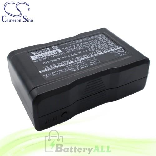 CS Battery for Sony DXC-D35WS / DXC-D35WSL / DXC-D35WSP Battery 10400mah CA-BPL90MC