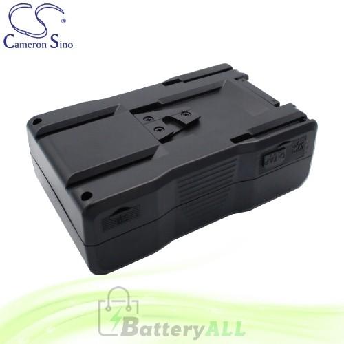 CS Battery for Sony DXC-D35WSPL / DXC-D50 / DXC-D50H Battery 10400mah CA-BPL90MC