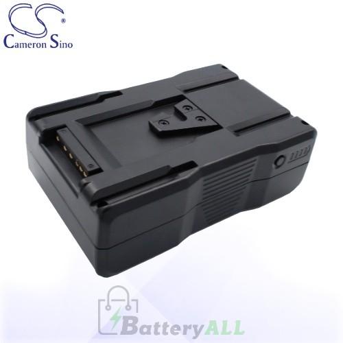 CS Battery for Sony E-80S / Sony BC-L100CE / BVM-D9 Battery 10400mah CA-BPL90MC