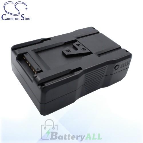 CS Battery for Sony HDW-250 HDW-S280 (HDCAM VTR) / HDW-280 Battery 10400mah CA-BPL90MC