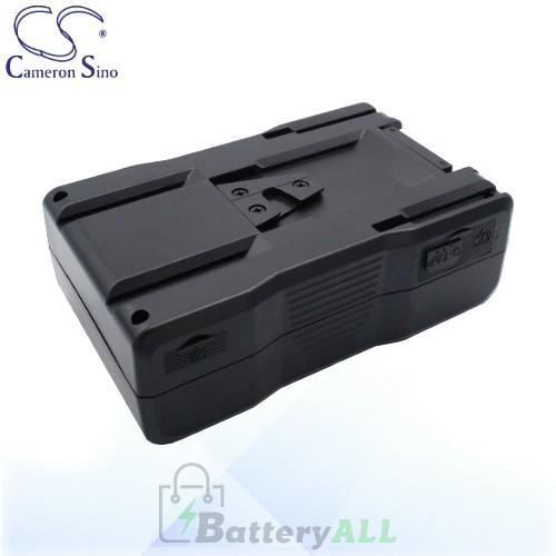 CS Battery for Sony HVR-S270J / HXC-D70H / HXC-D70K Battery 10400mah CA-BPL90MC