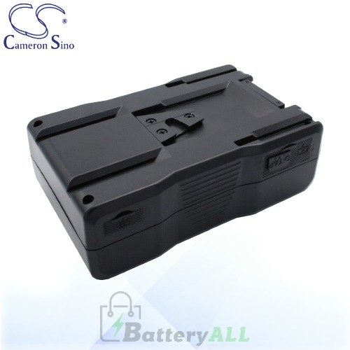 CS Battery for Sony SRPC-1 (Portable Digital Recorder) Battery 10400mah CA-BPL90MC