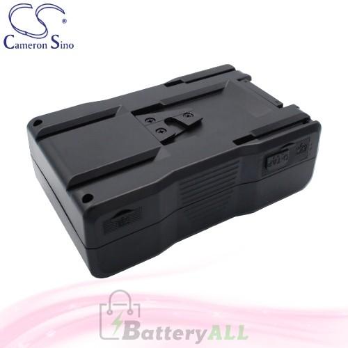 CS Battery for Sony BVM-D9H5A (Broadcast Monitors) Battery 10400mah CA-BPL90MC