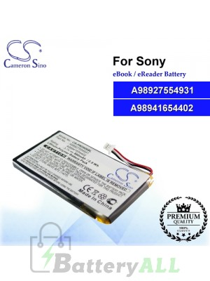 CS-PRD600SL For Sony Ebook Battery Model A98927554931 / A98941654402