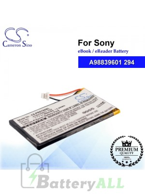 CS-PRD700SL For Sony Ebook Battery Model A98839601 294
