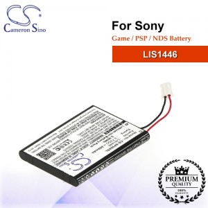 CS-SP008SL For Sony Game PSP NDS Battery Model LIS1446