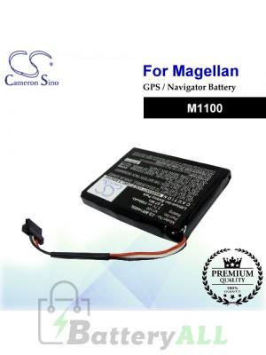 CS-MR1440SL For Magellan GPS Battery Model M1100