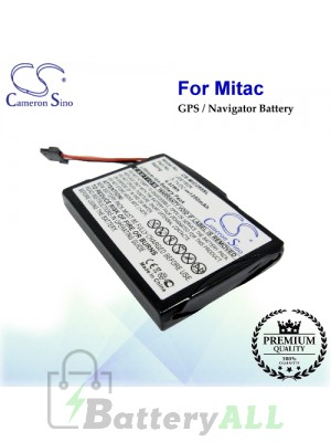 CS-MIO268SL For Mitac GPS Battery Model