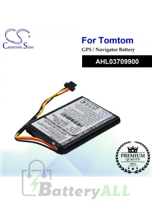 CS-TMV4SL For TomTom GPS Battery Model AHL03709900