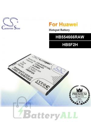 CS-HUE573SL For Huawei Hotspot Battery Model HB554666RAW / HB5F2H