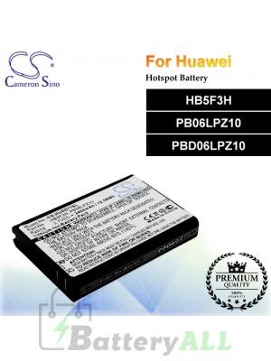 CS-HUE577SL For Huawei Hotspot Battery Model HB5F3H / PB06LPZ10 / PBD06LPZ10