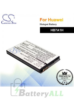 CS-HUE583SL For Huawei Hotspot Battery Model HB7A1H