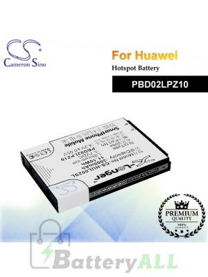 CS-HUL002SL For Huawei Hotspot Battery Model PBD02LPZ10