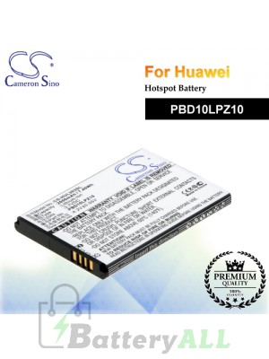 CS-HUL303SL For Huawei Hotspot Battery Model PBD10LPZ10