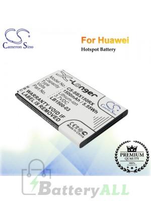 CS-SBX150RX For Huawei Hotspot Battery Fit Model E5-0315 / E50318 / E5-0318 / E5830